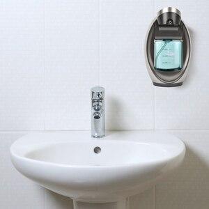 Image 3 - 480ml Automatic Sensor Foam Soap Lotion Dispenser Kitchen Bathroom Touchless Sanitizer hand wash dispenser Sensor Soap Pump Hot