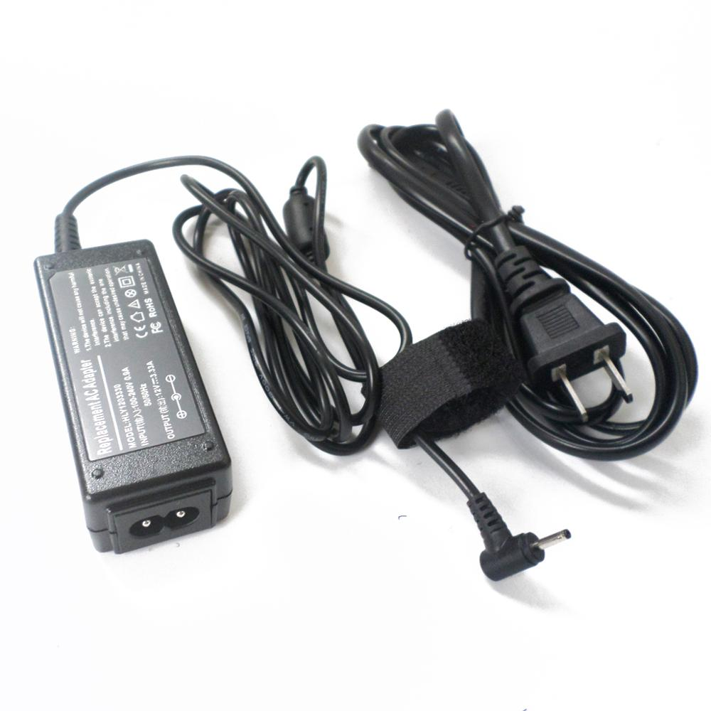 NEW AC Adapter Power <font><b>Charger</b></font> Plug For <font><b>Samsung</b></font> Chromebook XE303C12-A01US ATIV Smart PC Pro <font><b>700T</b></font> 700T1C WD982 AD-4012NHF 12V 3.33A image