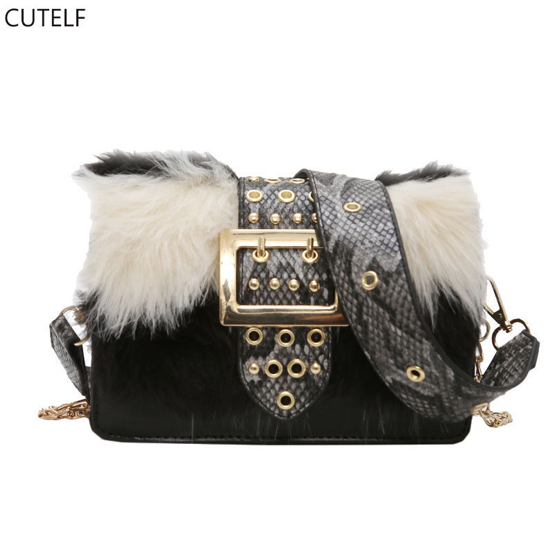 Detail Feedback Questions about High Quality Crossbody Bags For Women 2018  Luxury Handbags Women Bags Designer Vintage Ladies Shoulder Hand Bag Plush  Sac A ... 08e2d8c70681f