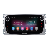 Ownice K1 S7282E Octa 4 Core Android 8.1 2G Ram Support 4G Lte Car Gps 2 Din For Ford Focus Mondeo
