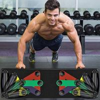 Push Up Board Body Strength Workout Chest Multicolor Bar Stands Muscle Fitness Equipments