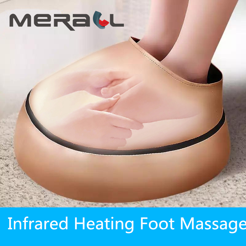 Massage Heated Foot Roller Massager Vibration for Foot Mothers Day Gift Electric Foot Massager Machine Shiatsu