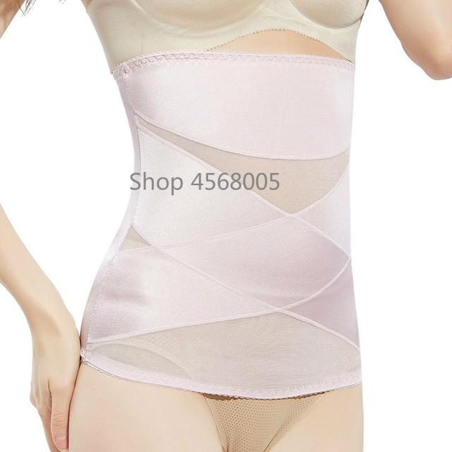 d044ddc236966 Girdle Belt Slimming waist trainer tummy shaper Colombian Girdle Modeling  Strap Corrective Control Underwear slim belt for women