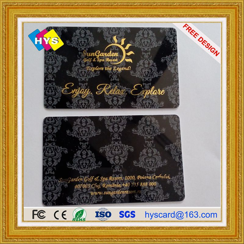 personalizado cartao de plastico cartao de membro pvc abastecimento 01