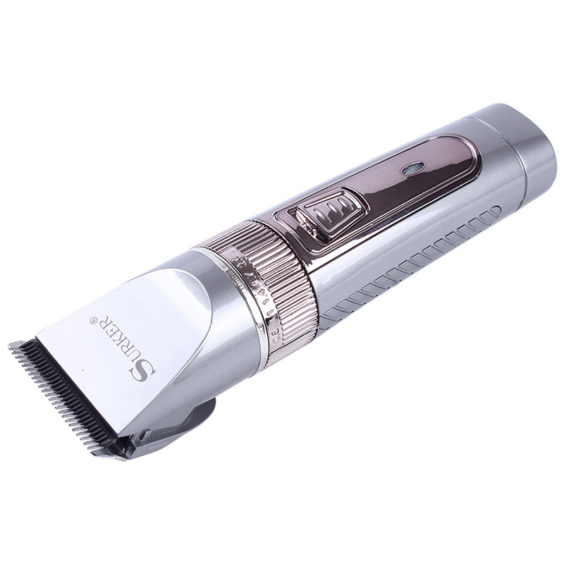 Surker Sk 639 Professional Electric Clippers Beard Trimmer Five Speed Fine Tuning Hair Clipper Hairdressing Tools Hair Cutting|Hair Clippers| |  - title=