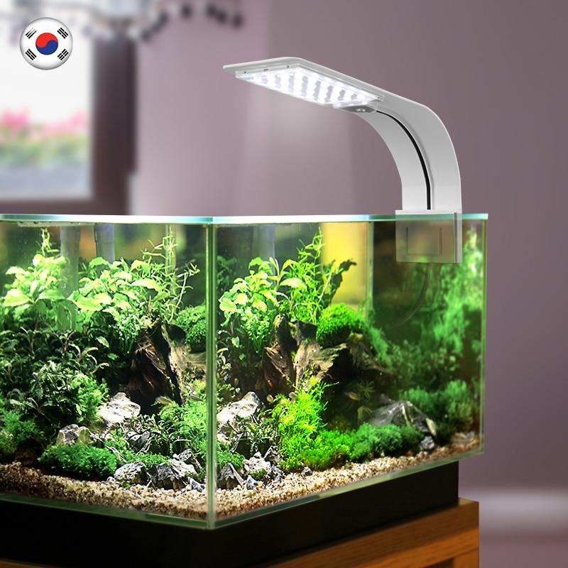 Finether LED Aquarium Light Lighting Plants Grow Light ...