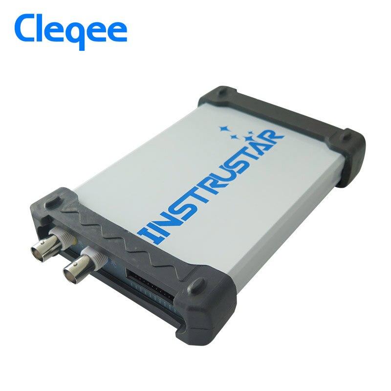 Image 5 - ISDS205C Upgrade version MDSO LA PC USB Analog Virtual oscilloscope 2 Channel Logic Analyzer Bandwidth 20M Circuit analysis FS-in Oscilloscopes from Tools