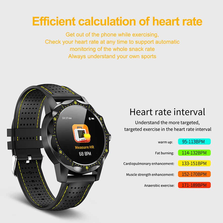 COLMI SKY 1 montre intelligente hommes IP68 étanche fréquence cardiaque activité Fitness Tracker Smartwatch horloge pour android apple téléphone