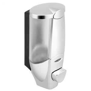 Image 3 - 300ml Manual Liquid Soap Dispenser Bathroom Wall Mount Hand Sanitizer Shower Gel Bottle Detergent Shampoo Lotion Container