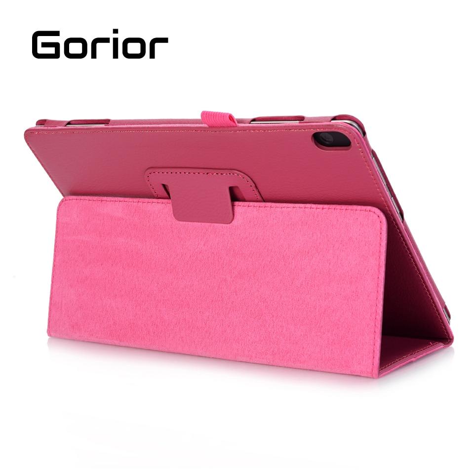 Gorior Slim PU Case For Lenovo Tab 10 1 E10 TB X104F TB X104L P10 TB