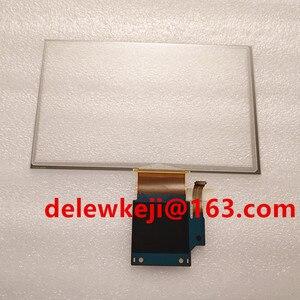 Polegada 15 8 pinos Lente de vidro touch screen Original painel de Digitador para GT-R car DVD player gps de navegação