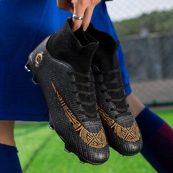 Nuove Scarpe Da Calcio | Il Commercio Estero Nuovo Stile C, High-Top Scarpe Da Calcio Degli Uomini Di L Scarpe Da Ginnastica Campus Gioco Ag Picco