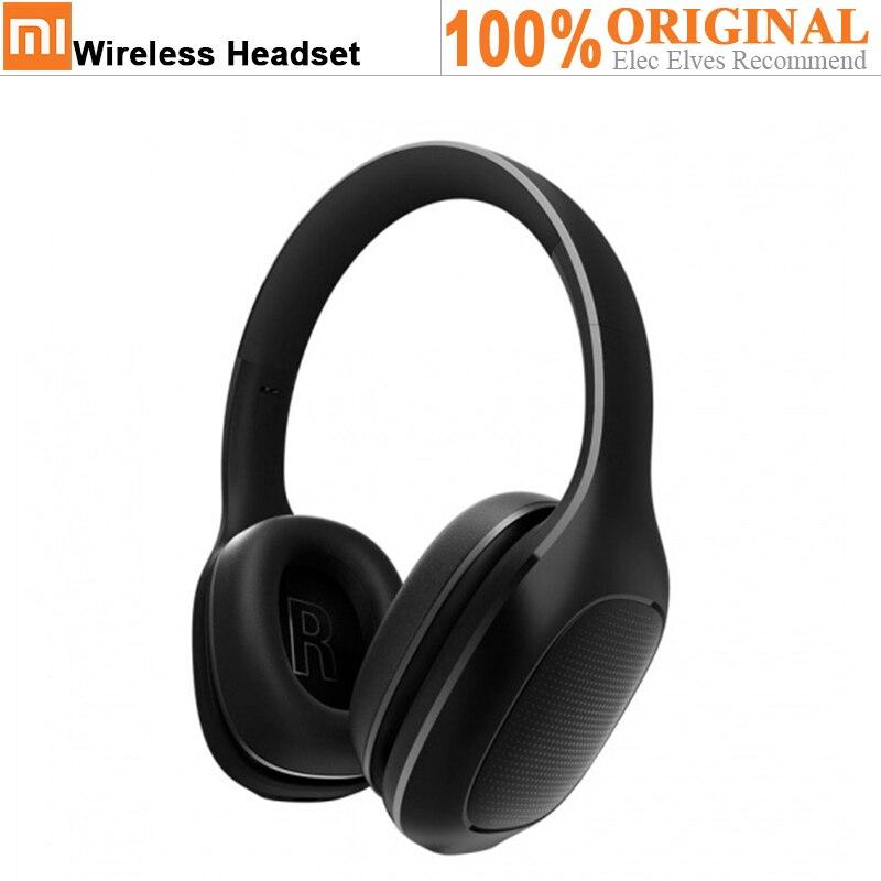 Original Xiao mi mi Kopfhörer Wireless Bluetooth Headset Stirnband Noise Cancelling Mit 40mm Dyna mi c Fahrer Über- ohr Für Handys