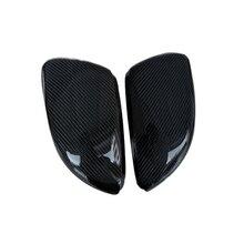 ALLOMN 1 шт. крышка зеркала заднего вида боковое крыло зеркало заднего вида Чехлы для Volkswagen golf 7 Lamando Авто запасные части