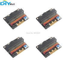 4pcs/lot Functionable IO Expansion Board Breakout Adapter Shield for BBC Micro:bit Microbit