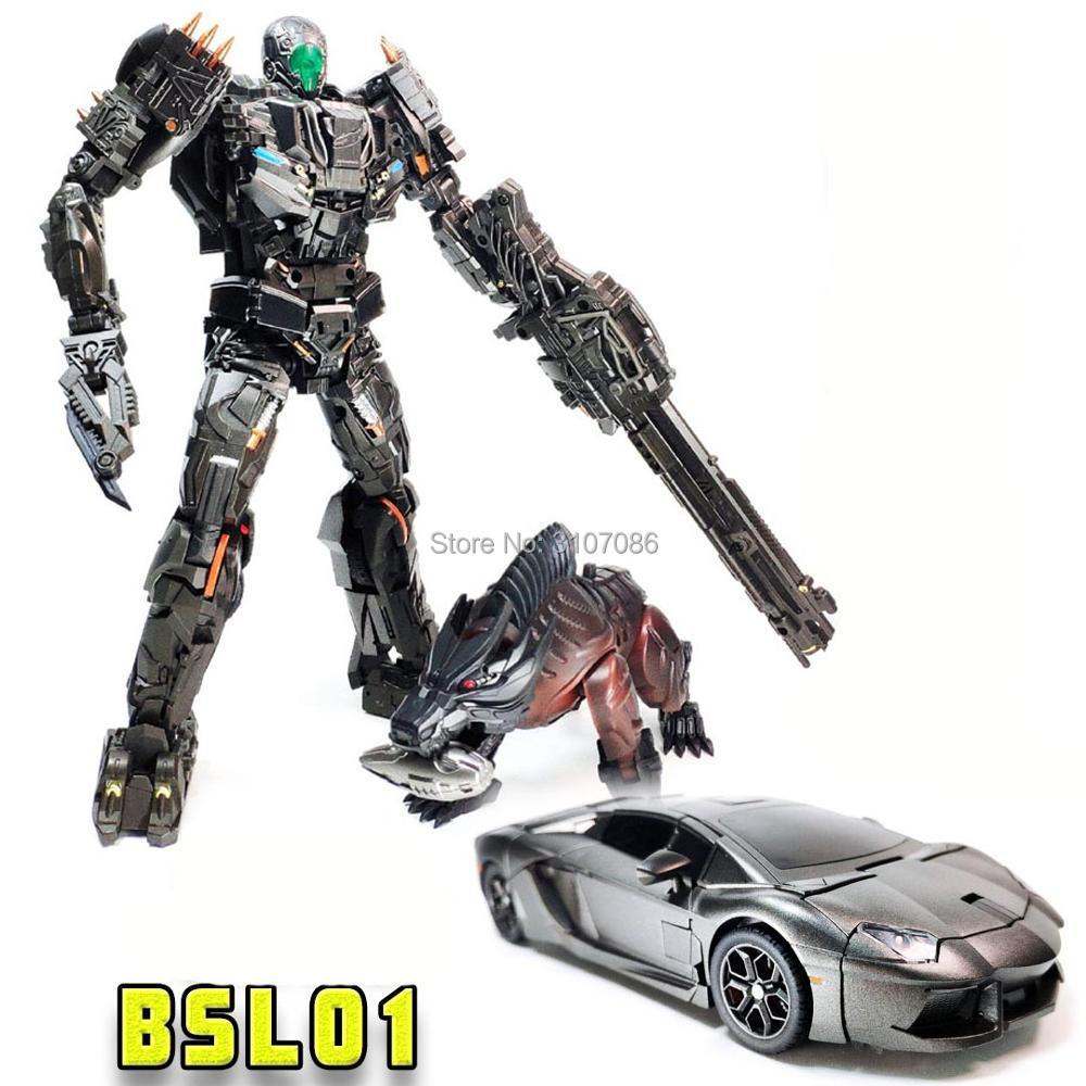 BSL 01 BSL 01 بيرو تقتل تأمين Steeljaw UT R01 التحول MPM KO المعتاد تكبير MP عمل الشكل-في شخصيات دمى وحركة من الألعاب والهوايات على  مجموعة 1