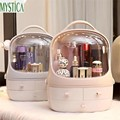 Hot Home Desktop Make-Up Lagerung Box Pinsel Halter Schmuck Organizer Fall Multi-funktionale Kunststoff Schublade Kosmetische Veranstalter Rack