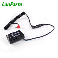 LanParte BLF19P Dummy Battery Pack for Panasonic Camera GH5s GH5 GH4 GH3