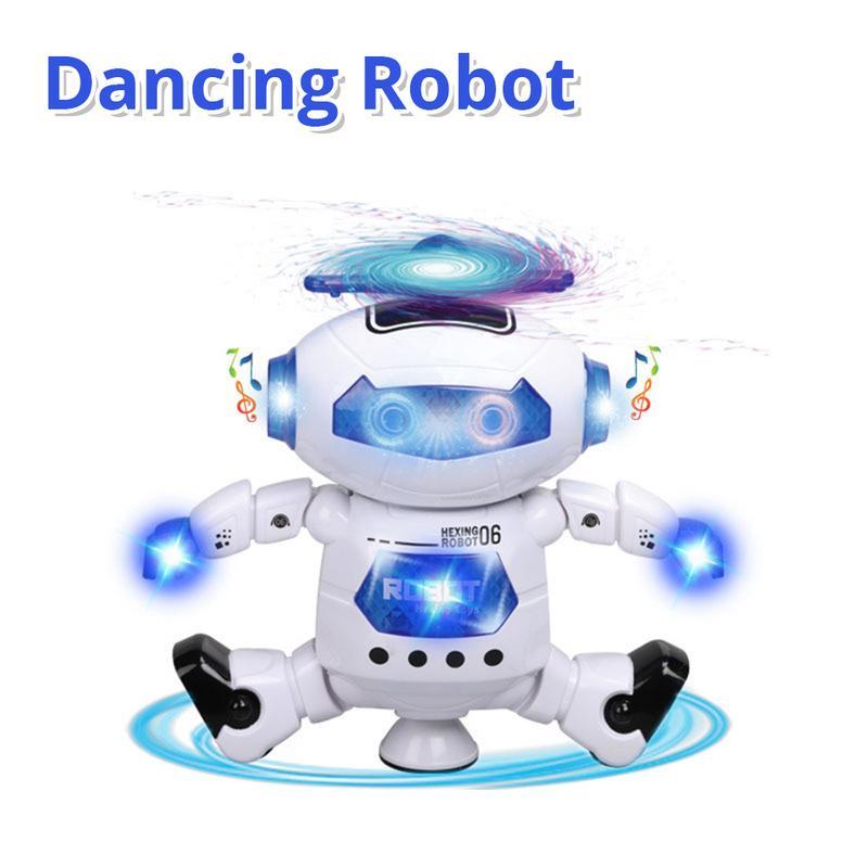 Inventive Intelligent Mini Pocket Robot Walk Music Dance Light Voice Recognition Conversation Repeat Smart Kids Toy Interactive Camera Drones Accessories Camera & Photo