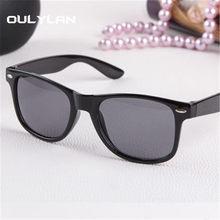 958b76ce4c Oulylan Rétro homme femme lunettes de Soleil 2018 De Bonbons De Couleur  Classique lunettes de soleil miroir pour femme Lunettes .