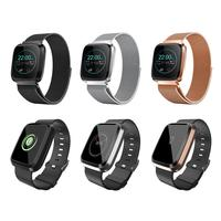 Waterproof Smart Watch Bluetooth Smartwatch With Blood Pressure For Samsung Android IOS Smart Wristband