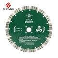 SI FANG 230 мм Алмазная Пила диск для сухой резки мрамора  фарфоровой плитки  гранита  кварцевого камня  бетона  режущего диска