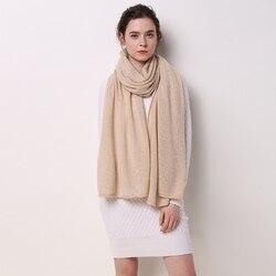 Vrouwen Hooded Sjaal Winter Wol Gebreide Hoeden Snood Wraps Solid Haak Sjaals en Muts voor Meisjes