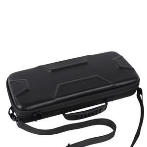 Image 2 - Жесткий футляр для путешествий сумка для хранения через плечо чехол для Zhiyun Smooth 4 Ручной Стабилизатор Дополнительная комната для аксессуаров