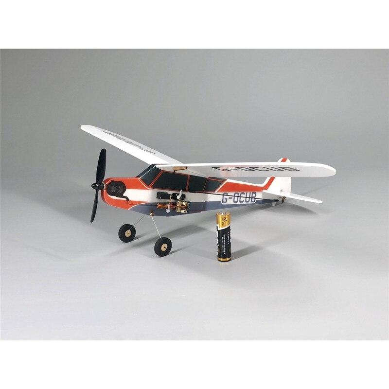 J3-Cub minimum Bankyard Flyer 360mm envergure RC avion KIT/PNP
