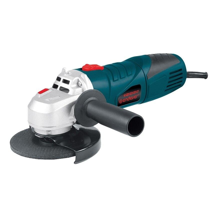 Angle grinder Endever Spectre-1040 kalibr mshu 125 955 electric angle grinder polisher machine hand wheel grinder tool