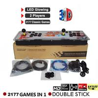 2177 в 1 3D Pandora's Key 7 коробка ретро аркадная игровая консоль 1080 P аркадная машина США Великобритания ЕС AU power