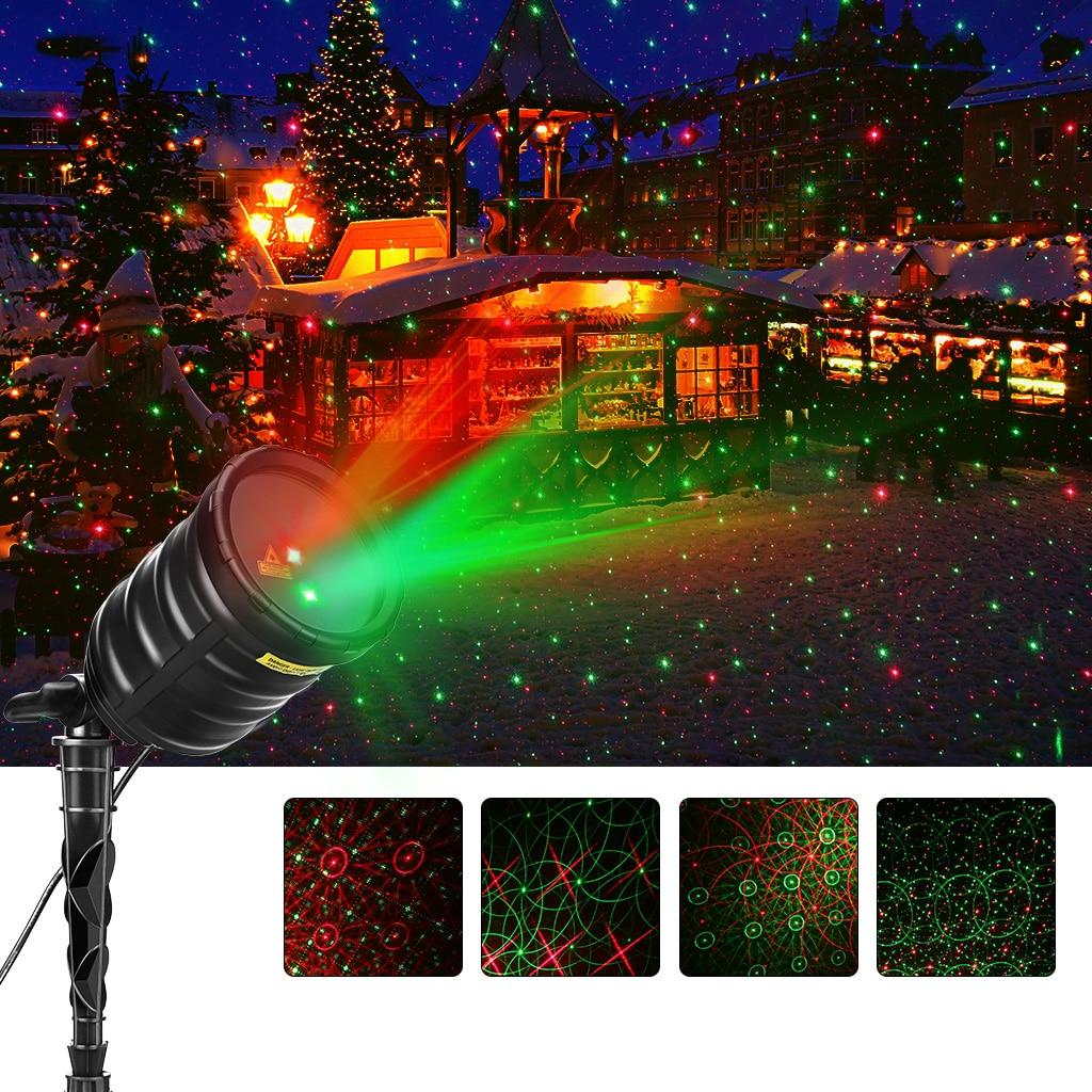 Suaoki открытый лазерный свет красныйзеленый Звезда проектор с водостойким для Рождество Xmas Хэллоуин для отдыха и вечеринок украшения сада купить на AliExpress