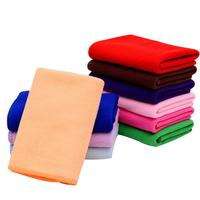 Adeeing 25pcs Microfiber Cleaning Cloth Towels For Cars Kitchen Rags Absorbent Dry Cleaning Kit 30x30cm