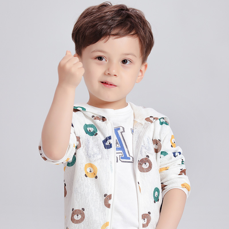 Obebekleidung & Mäntel Rational Benemaker Baby Sommer Haut Jacken Für Mädchen Jungen Gedruckt Outdoor Kleidung Kinder Sonnenschutz Sport Mäntel Kinder Oberbekleidung Yj076