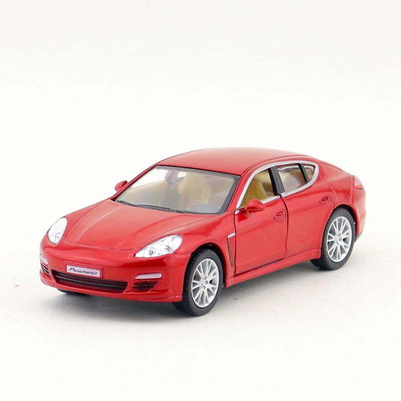 Kinsmart Diecast Metal Model/1:40 Scale/panamera S Super Sport Toy/pull Back Car/educational Collection/gift For Children Pretty And Colorful Toys & Hobbies
