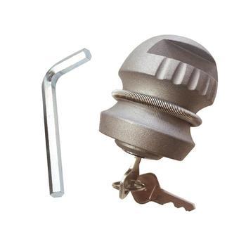 1pcs Trailer Parts Hitch Lock Ball Lock Universal Coupling Tow Caravan Zinc Alloy 50*65.5mm