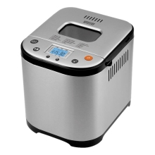 Хлебопечь MYSTERY MBM-1208(Мощность 710 Вт, вес выпечки 500/750/1000 г, 15 программ, LCD дисплей, 3 варианта цвета корочки, таймер отсрочки на 15 часов, подогрев 60 мин