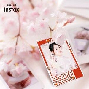 Image 3 - Fujifilm Instax Mini Film JinXiu 30 arkuszy/paczek papier fotograficzny do Fuji aparat natychmiastowy 8/7s/25/50/90/sp 1/sp 2 z pakietem