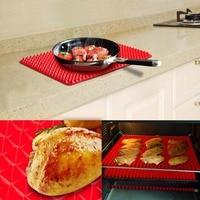 Практичный креативный Пирамида силиконовый коврик для выпечки антипригарная сковорода коврик для приготовления пищи коврик Духовка противень коврик кухня Приспособления для выпечки