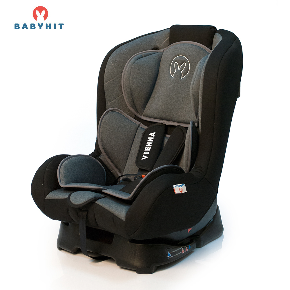 Child Car Safety Seats BABYHIT VIENNA X (BFL010A) Blue for girls and boys Baby seat Kids Children chair autocradle booster 3pcs random color baby helper safety door stop finger pinch guard child kid infant cute safety protector doorway
