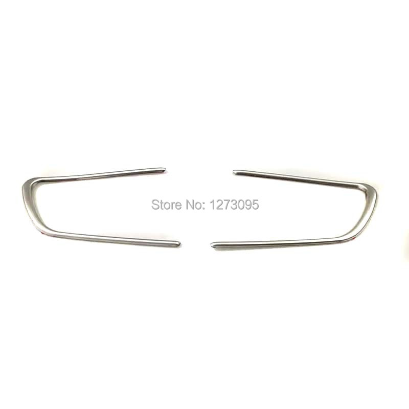 For 2017 2018 <font><b>Peugeot</b></font> <font><b>301</b></font> Car <font><b>Steering</b></font> <font><b>Wheel</b></font> Trim Control Button Frame Cover Protector Sticker Stainless Car Styling Accessories image