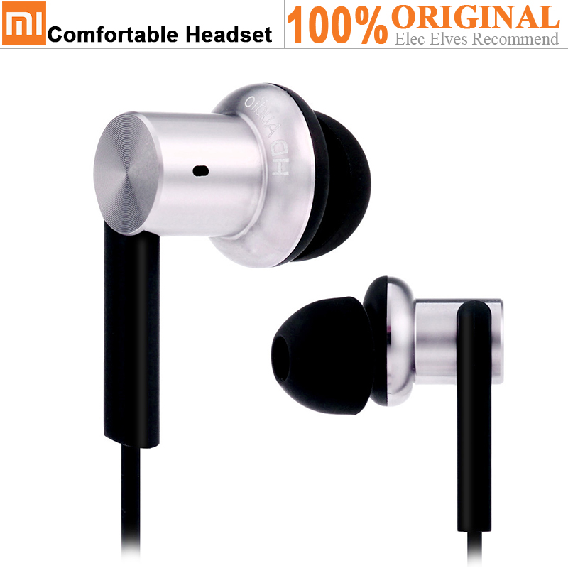 Original Xiaomi Mi IV In-ear 3.5mm Hybrid Dynamic and Two Balanced-armature Drivers Earphones with Microphone original xiaomi mi iv in ear 3 5mm hybrid dynamic and two balanced armature drivers earphones with microphone