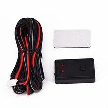 2 способа светодиодный стробоскоп вспышка лампа аварийный контроллер для переключения режимов мигания коробка 12 в автомобиль