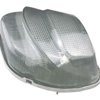 LED Rear Tail light Integrated Turn Signals For Honda CBR1100XX 1999 2000 2001 Smoke