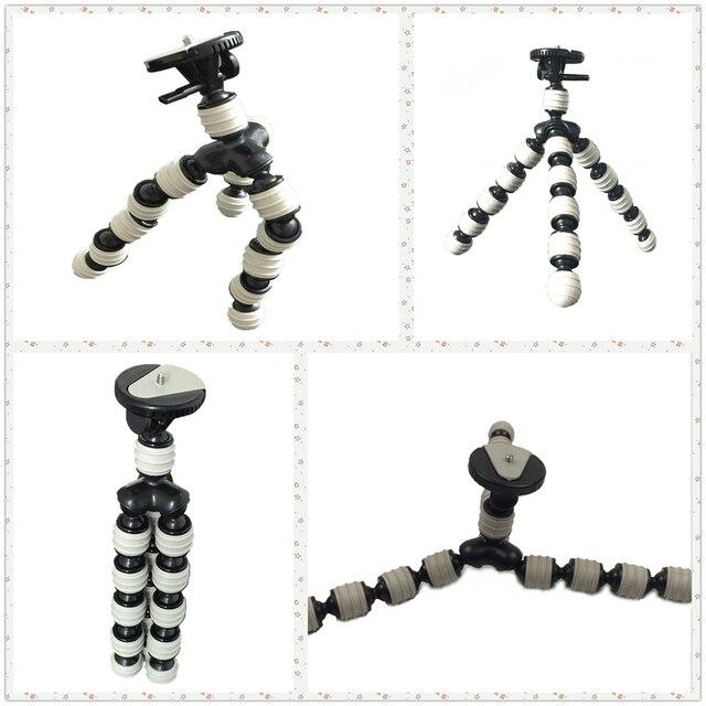 L/ Phone/Camera Cam DSLR SLR Flexible Tripod Gorilla Octopus Mount Stand Holder Mini Travel Outdoor Cameras Smartphone Tripod