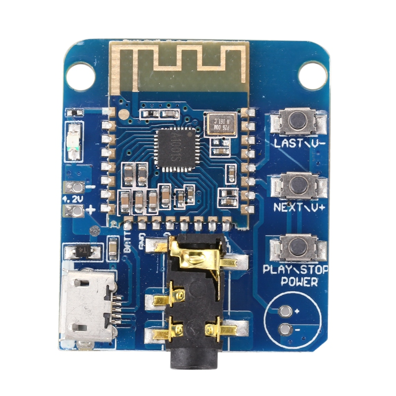 JDY-64 Lossless Bluetooth Audio Module Audio Earphone Power Board Modification 4.2 High Fidelity