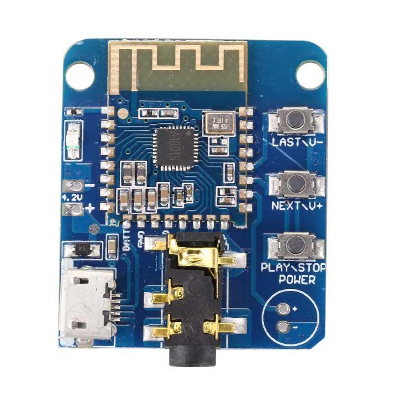 JDY-64 sin pérdidas Bluetooth Audio módulo Audio auricular Power Board modificación 4,2 de alta fidelidad