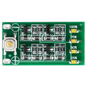 Board Lithium-Battery-Capacity Lipo 3-Series 3S 9-26V 12V Module Indicator Power-Level-Display