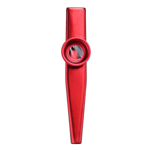 Lightweight Portable Metal Flute