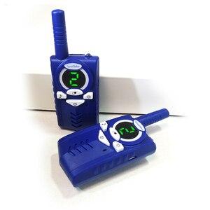 Image 3 - Walkie Talkies для детей, перезаряжаемая 4,5 миля двухсторонняя рация Walky Talky, в комплекте аккумулятор и зарядное устройство лучшие подарки и лучшие игрушки для